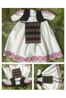 Rochie pretioasa pentru fetita